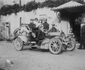 1926- Chez les Deromas Bordeaux