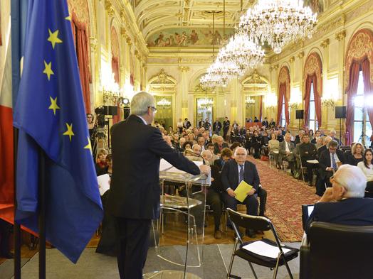 Colloque Assemblée Nationale en l honneur de Pierr ebrossolette