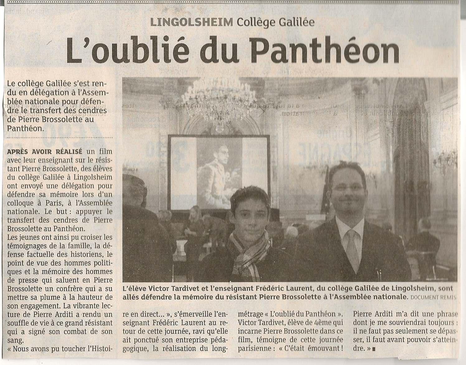 Article colloque 2013