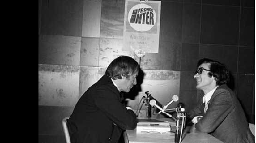 Jacques Chancel Radio France