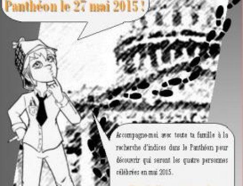 Jeux de Pistes pour les enfants au Panthéon: à la découverte des 4 résistants