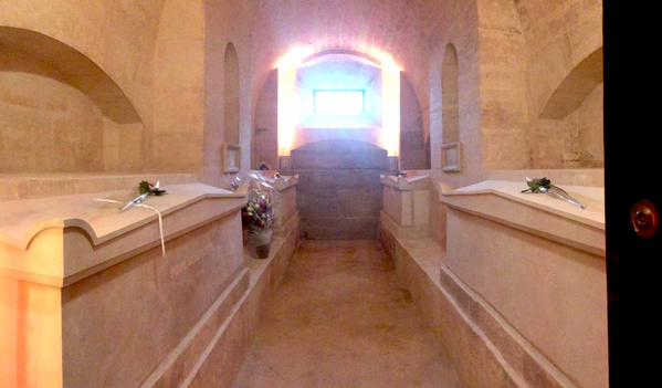 Caveau Pierre Brossolette au Pantheon
