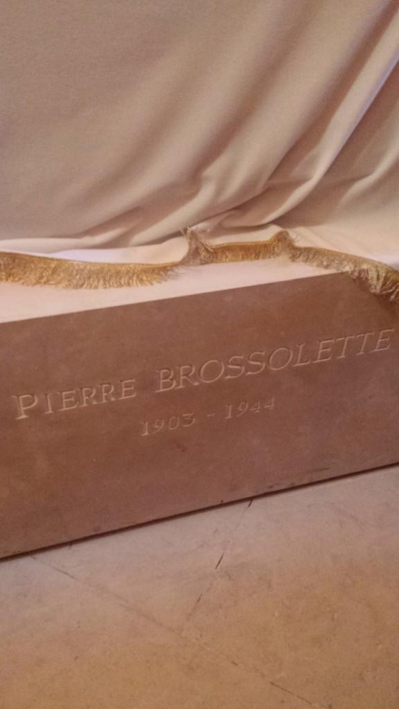Caveau Pierre Brossolette