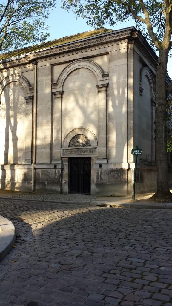 columbarium Pere Lachaise