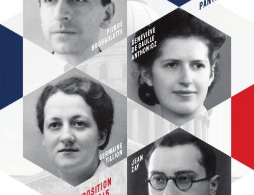 «4 vies en résistance» : l'exposition au Panthéon