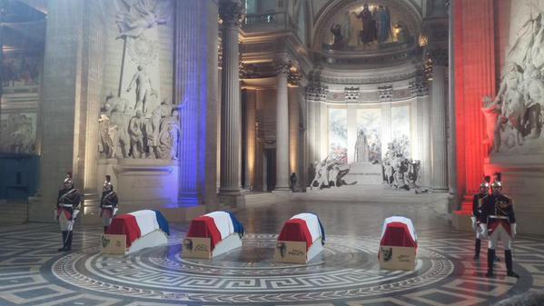pierre brossolette pantheon
